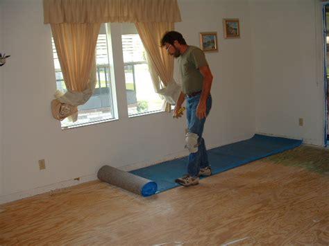 installing laminate flooring underlayment latest project vanier laminate ta bay