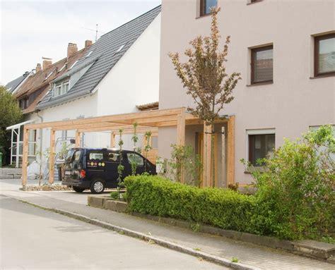 Garten Mit Carport Gestalten by Der Grundstckseigentmer Sollte Sich Vor Dem Bau Kundig