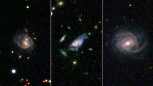 Astronomers Discover Colossal 'Super Spiral' Galaxies   NASA
