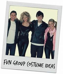 4 Group Costume Ideas for 2014 - Halloween Costumes Blog