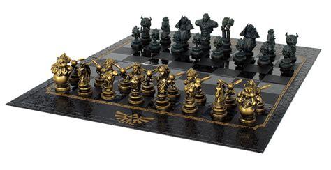 legend  zelda schach das spiel der koenige als