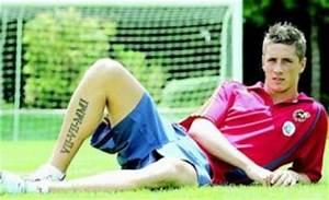 - TATTOOS: Fernando Torres