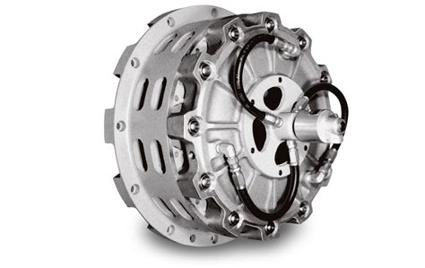 Dry Friction Clutch And Brakes