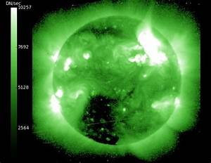 The Coming Crisis: Solar flare blasts radiation storm ...