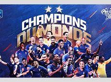 La France est championne du monde ! Sportfr