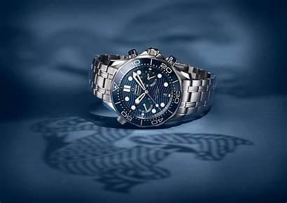 Omega Seamaster 300m Diver Chronograph Axial Ceramic