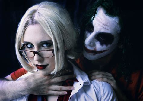 Harley Quinn / Dr. Harleen Quinzel Cosplay