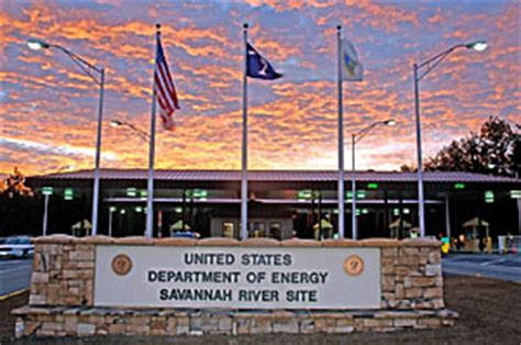 Nuclear Weapons Complex: Savannah River Site