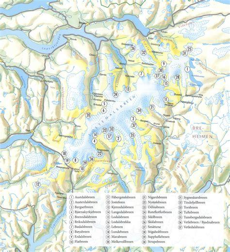 jostedalsbreen national park the norwegian glacier museum