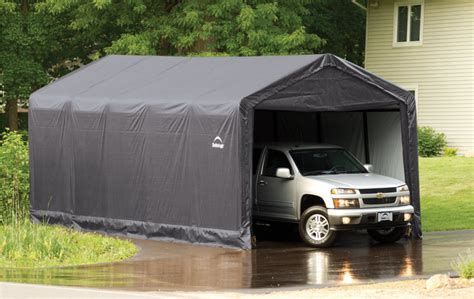 portable garage shelter portable garage the best option to save your budget