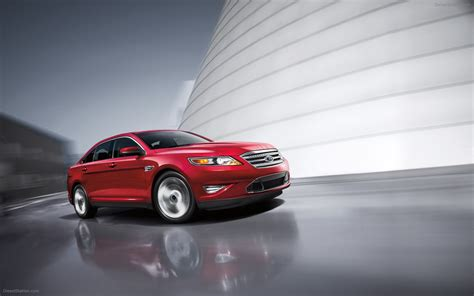 2012 Ford Taurus Sho by Ford Taurus Sho 2012 Widescreen Car Image 04 Of 16