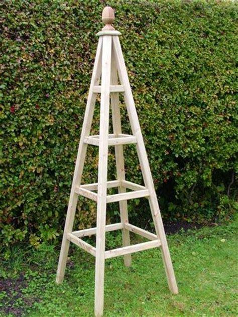 wooden garden obelisks sale woodworking projects plans