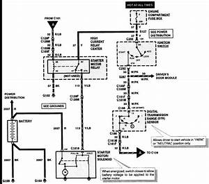 Wiring Diagram For A 1991 Ford Starter Solenoid On A 302 V8