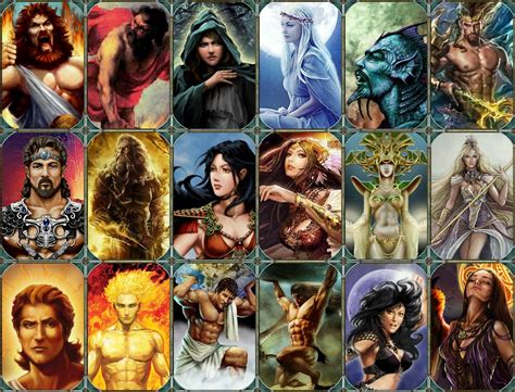 Gods portraits replacer at Age of Mythology Extended ...