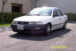 1996 Kia Sephia - Overview