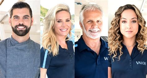 Cast Of Below Deck 2017 by Below Deck Season 5 Cast Meet The New Crew