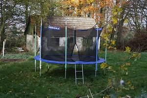 mit spass durch trampolinspringen die gesundheit With französischer balkon mit test trampolin garten