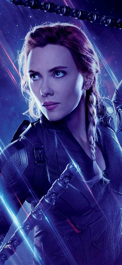 Widow Avengers Endgame Iphone Wallpapers Mobile Movie