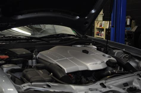 unconventional oil change crossfire  amg