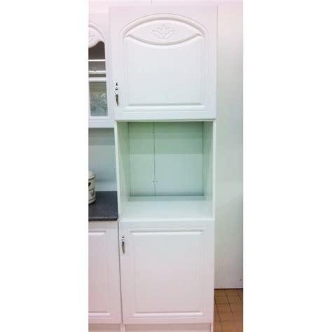 colonne de cuisine pour four encastrable meuble colonne four encastrable dina 205 cm