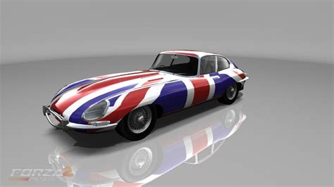 Austin Powers' Shaguar Forza Motorsport 2