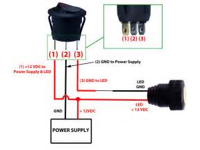 rocker switch wiring image wiring diagram similiar led rocker switch wiring diagram keywords on 3 rocker switch wiring