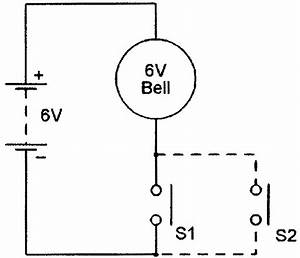 security electronics systems and circuits part 3 nuts With two way bell switch