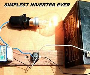 Diagram Of Dc To Ac Power Inverter