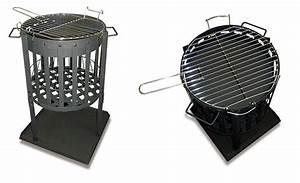 Feuerkorb Mit Grill : feuerkorb 2 in 1 bbq grill feuerstelle feuerschale neu 17537 ebay ~ Markanthonyermac.com Haus und Dekorationen