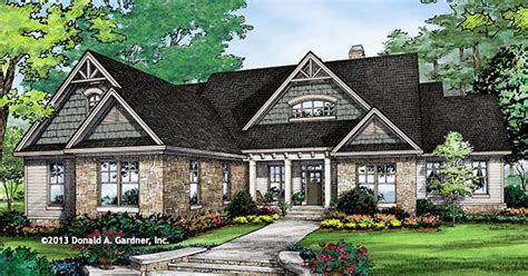 New Plan! The Rainey, Plan 1306-d. Perfect For Sloping
