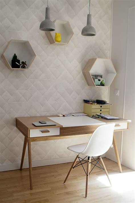 coin bureau ikea décoration dun coin bureau à lesprit scandinave dans une