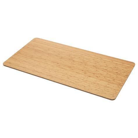 planche de bureau ikea övraryd table top bamboo 150x78x1 8 cm ikea