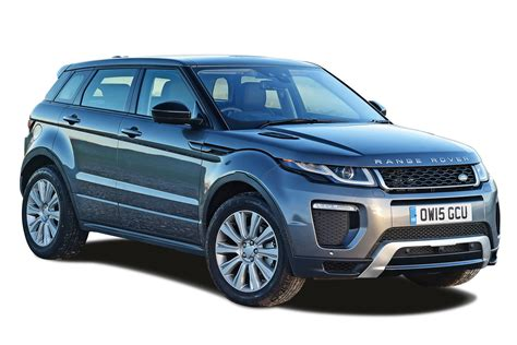 range rover evoque suv practicality boot space carbuyer