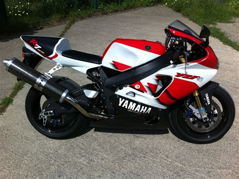 Yamaha R7 by 1999 Yamaha Yzf 750 R7 Owo2 Click On Photo For Larger