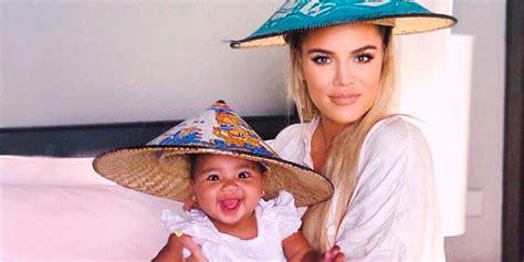 Khloé Kardashian publica fotos del nacimiento de su hija ...