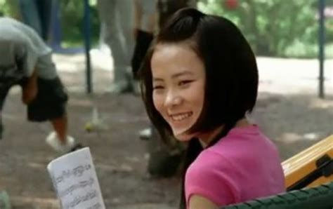 Wenwen Han Karate Kid Hairstyle by Fotos As 237 Creci 243 La Novia De Jaden Smith En Quot Karate Kid
