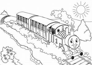 13 printable thomas the train coloring pages | Print Color ...