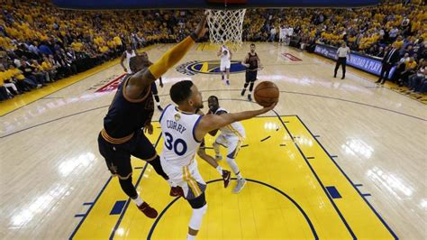 nba finals highlights steph curry dribbles  lebron