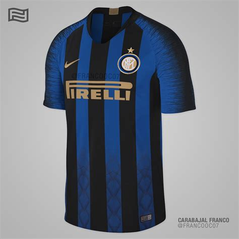 Here Is How Nike's Inter Milan 18-19 Home Kit Will Look ...
