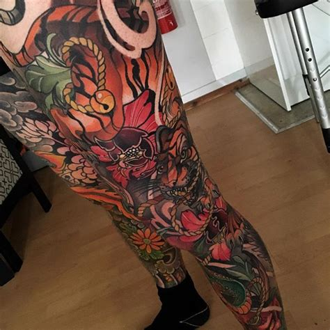 outstanding neo traditional sleeve tattoos tattoodo