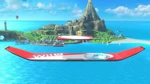 Wuhu Island SmashWiki The Super Smash Bros Wiki