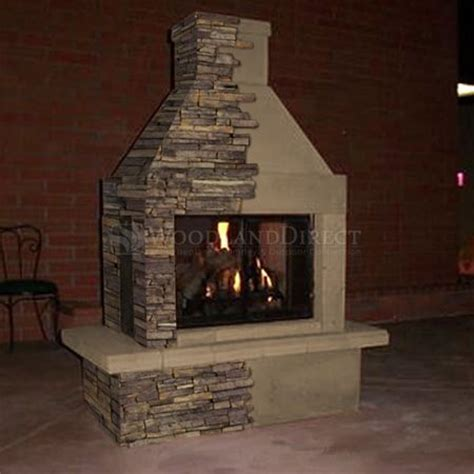 outdoor wood burning fireplace kits best 25 outdoor fireplace kits ideas on