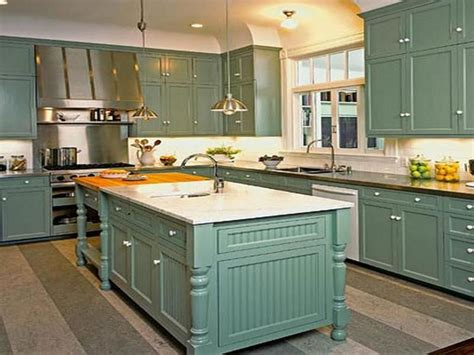 kitchen teal kitchen cabinet  white wall color