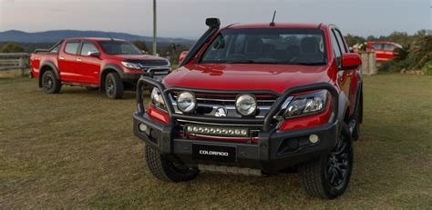 holden colorado review loaded
