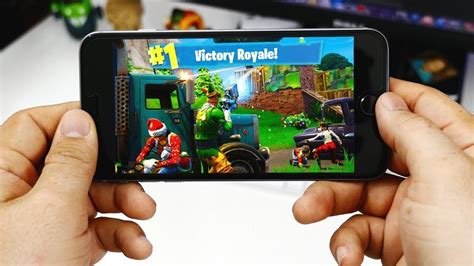 fortnite   phone android iphone