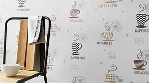 Tapete Küche Modern. tapete in der k che 12 kreative idee und design ...