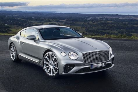 2019 Bentley Gt by 2019 Bentley Continental Gt Technical And Mechanical