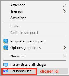 comment changer les icones du bureau comment marche le bureau windows