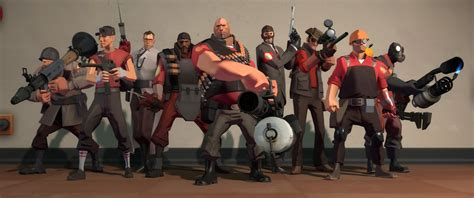 Team Fortress 2 Video Games Wallpapers Hd Desktop And
