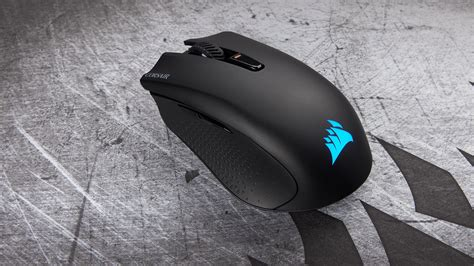 Corsair Harpoon Rgb Wireless Review Wireless Chops